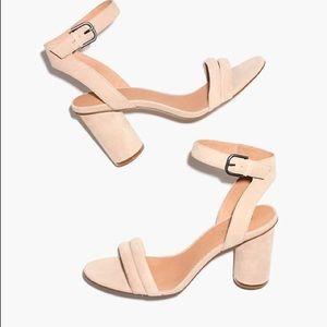 Madewell Rosalie High-heel Sandals